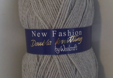 Woolcraft Wool Double Knitting Yarn 100g//Balls Shade 1003,892,7F76