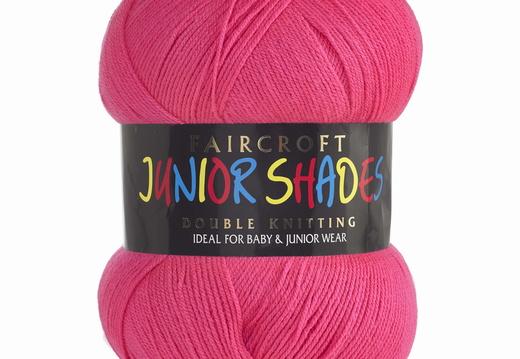 Woolcraft Faircroft Double Knitting Wool Yarn 1 X 500g ball Shade 640 Navy