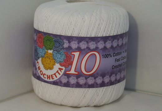 Craft Cotton White