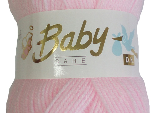 BABY CARE DK 621 PINK